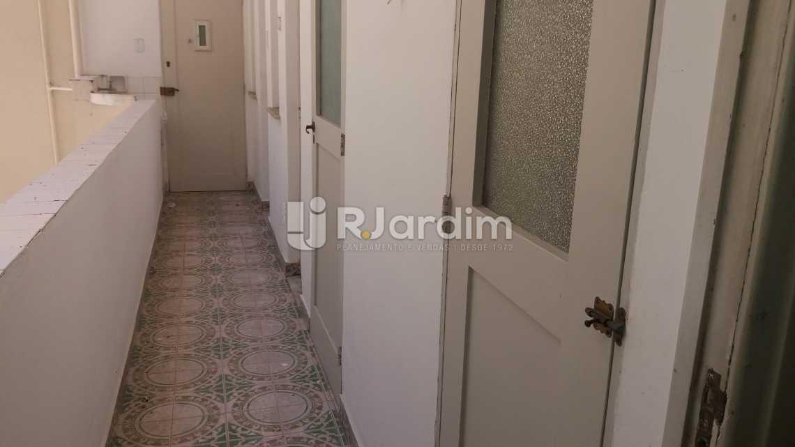 Área serviço - Apartamento 4 quartos Copacabana - LAAP40585 - 15