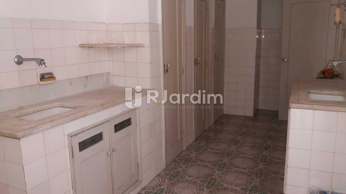 Cozinha - Apartamento 4 quartos Copacabana - LAAP40585 - 14