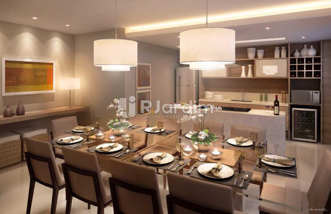ESPAÇO GOURMET - Apartamento À VENDA, Recreio dos Bandeirantes, Rio de Janeiro, RJ - LAAP31478 - 13