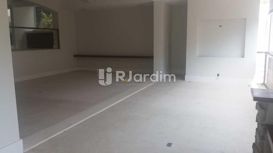 Salão 1º piso - Casa Rua Embaixador Graça Aranha,Leblon, Zona Sul,Rio de Janeiro, RJ À Venda, 5 Quartos, 500m² - LACA50020 - 5