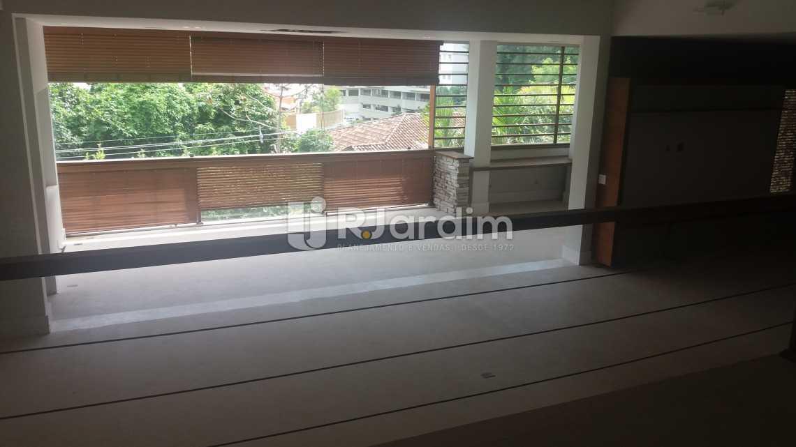Salão 1º piso - Casa Rua Embaixador Graça Aranha,Leblon, Zona Sul,Rio de Janeiro, RJ À Venda, 5 Quartos, 500m² - LACA50020 - 4