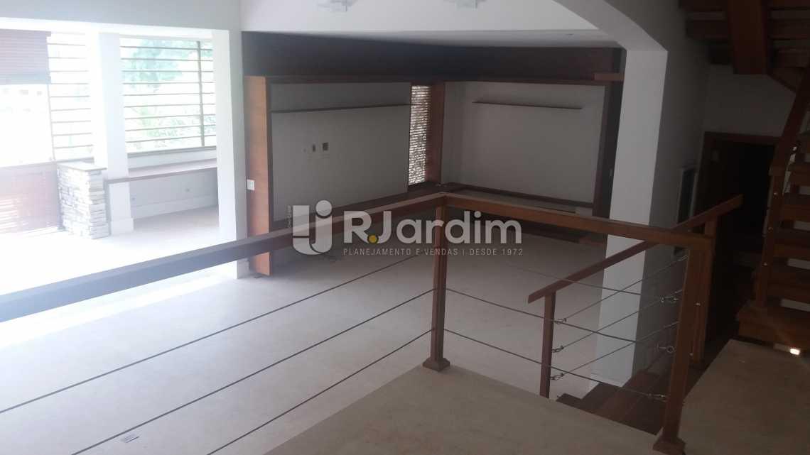 Salão 1º piso - Casa Rua Embaixador Graça Aranha,Leblon, Zona Sul,Rio de Janeiro, RJ À Venda, 5 Quartos, 500m² - LACA50020 - 3