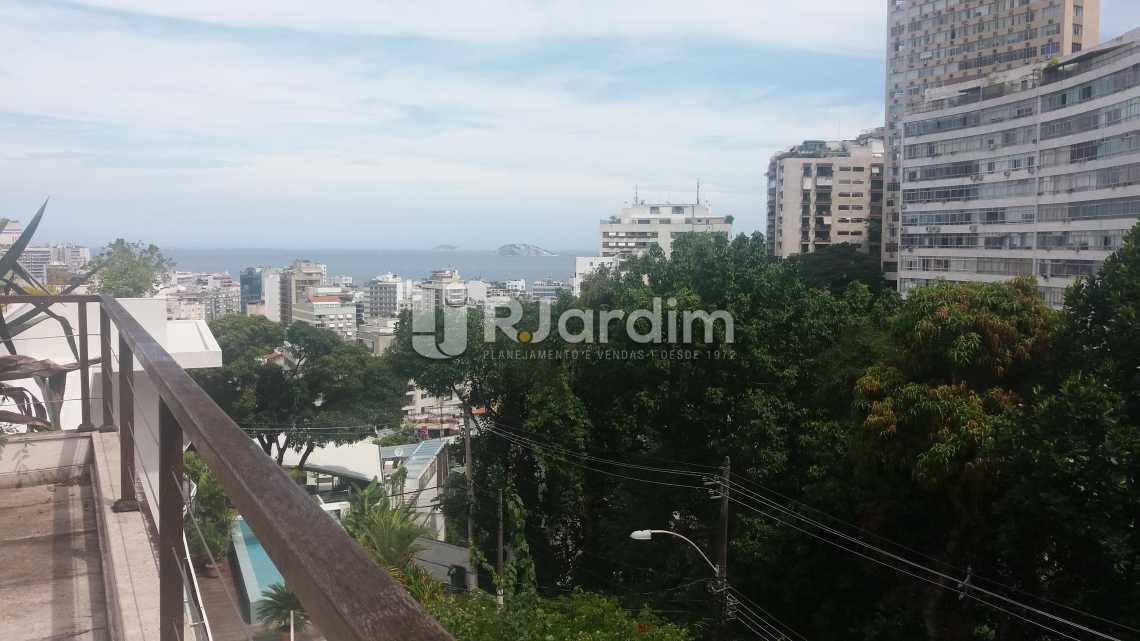 Vista - Casa Rua Embaixador Graça Aranha,Leblon, Zona Sul,Rio de Janeiro, RJ À Venda, 5 Quartos, 500m² - LACA50020 - 6