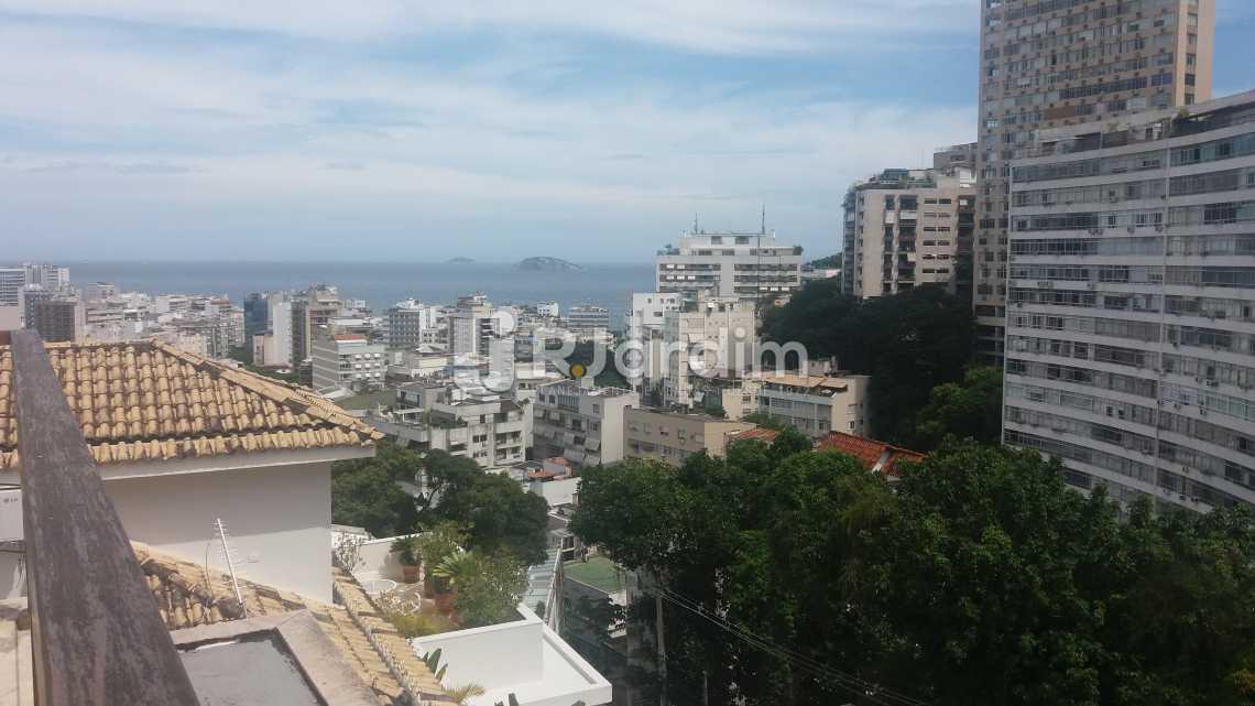 Vista - Casa Rua Embaixador Graça Aranha,Leblon, Zona Sul,Rio de Janeiro, RJ À Venda, 5 Quartos, 500m² - LACA50020 - 28