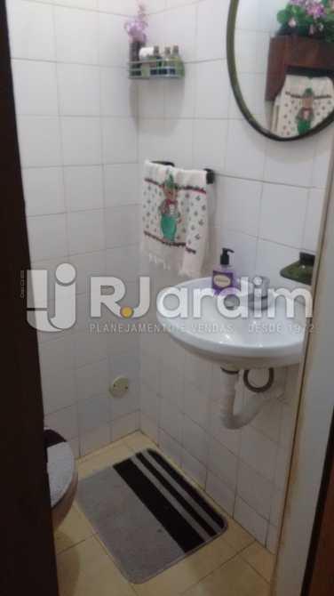 lavabo  - Apartamento 4 quartos à venda Copacabana, Zona Sul,Rio de Janeiro - R$ 1.600.000 - LAAP40586 - 8