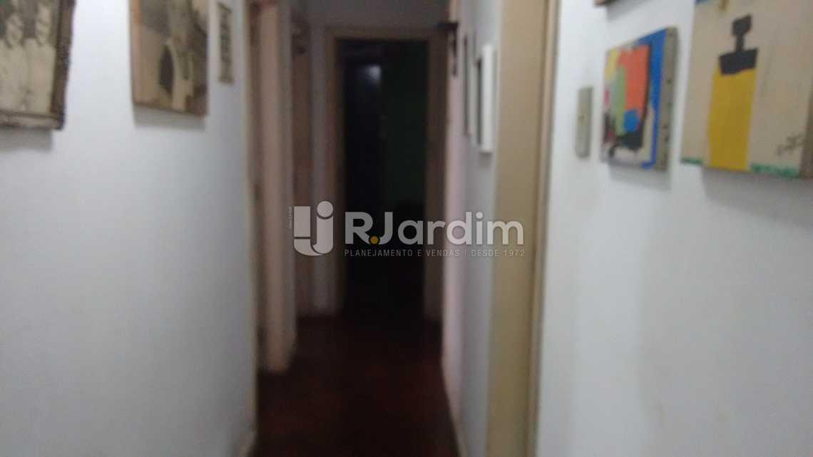 acesso aos quartos  - Apartamento 4 quartos à venda Copacabana, Zona Sul,Rio de Janeiro - R$ 1.600.000 - LAAP40586 - 9