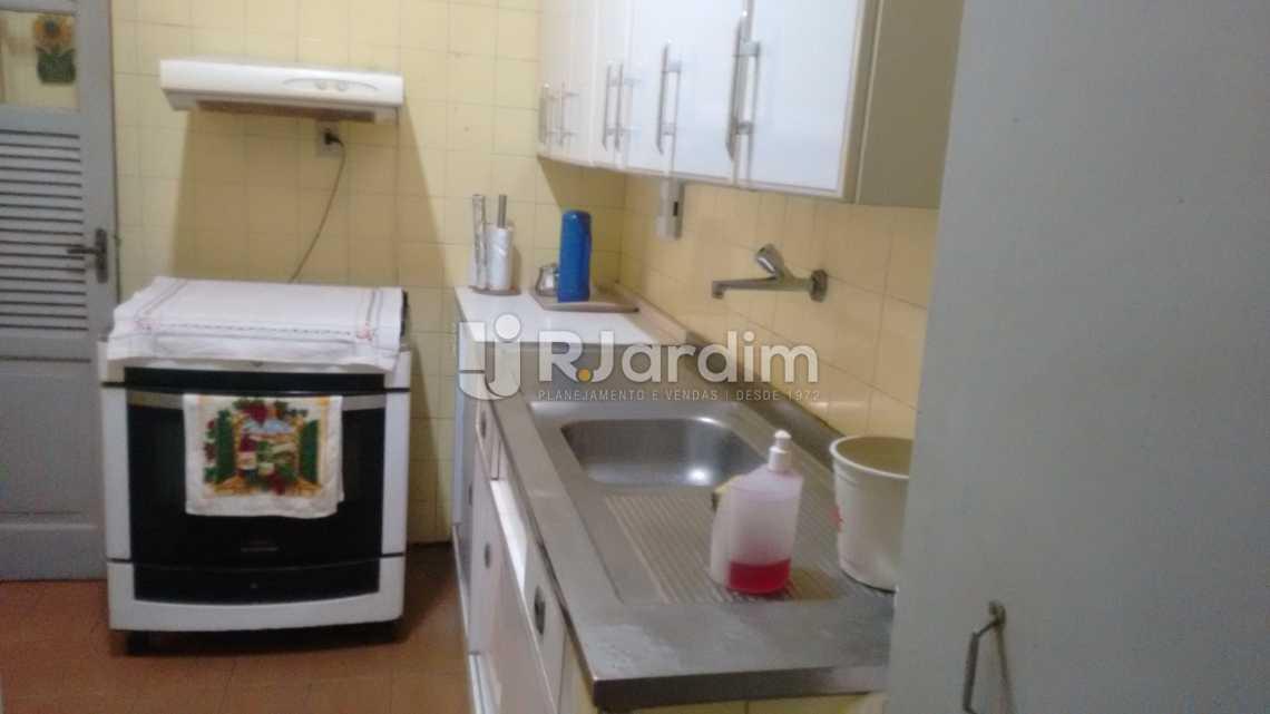 cozinha  - Apartamento 4 quartos à venda Copacabana, Zona Sul,Rio de Janeiro - R$ 1.600.000 - LAAP40586 - 21