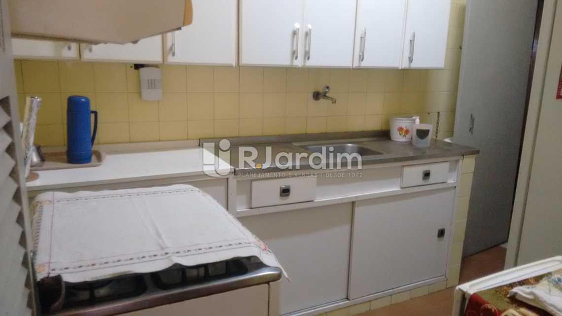 cozinha  - Apartamento 4 quartos à venda Copacabana, Zona Sul,Rio de Janeiro - R$ 1.600.000 - LAAP40586 - 22