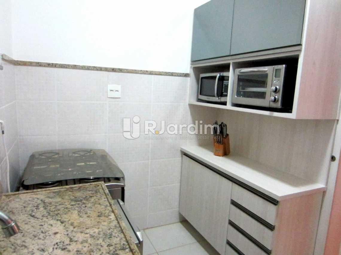cozinha  - Imóveis Compra Venda Leblon 2 Quartos - LAAP21010 - 14