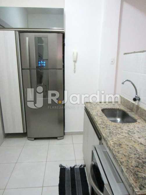 cozinha  - Imóveis Compra Venda Leblon 2 Quartos - LAAP21010 - 13