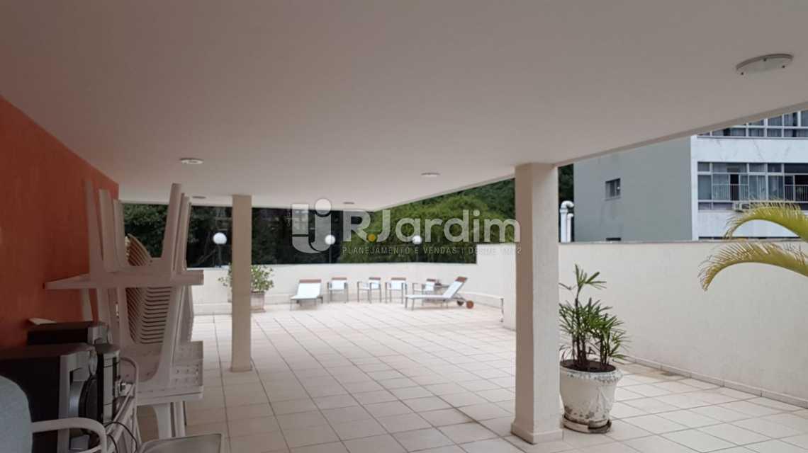 área comum / prédio - Imóveis Compra Venda Leblon 2 Quartos - LAAP21010 - 16