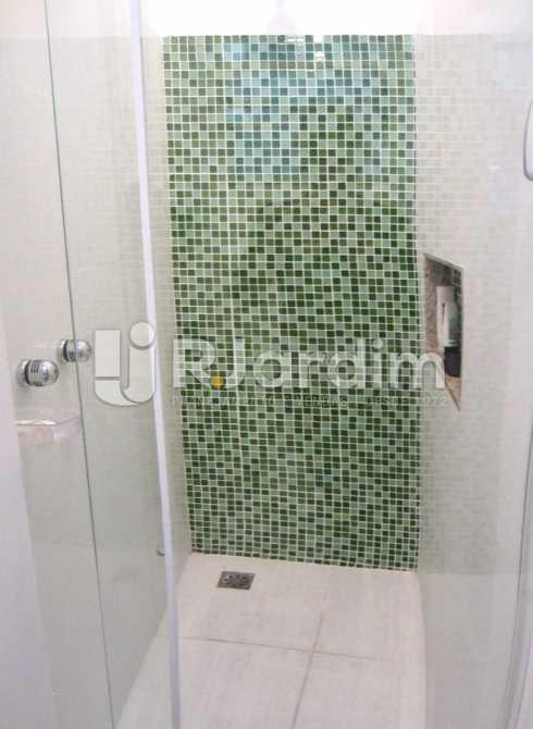 banheiro social  - Imóveis Compra Venda Leblon 2 Quartos - LAAP21010 - 11