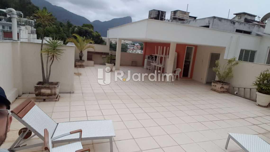 área comum / prédio  - Imóveis Compra Venda Leblon 2 Quartos - LAAP21010 - 17