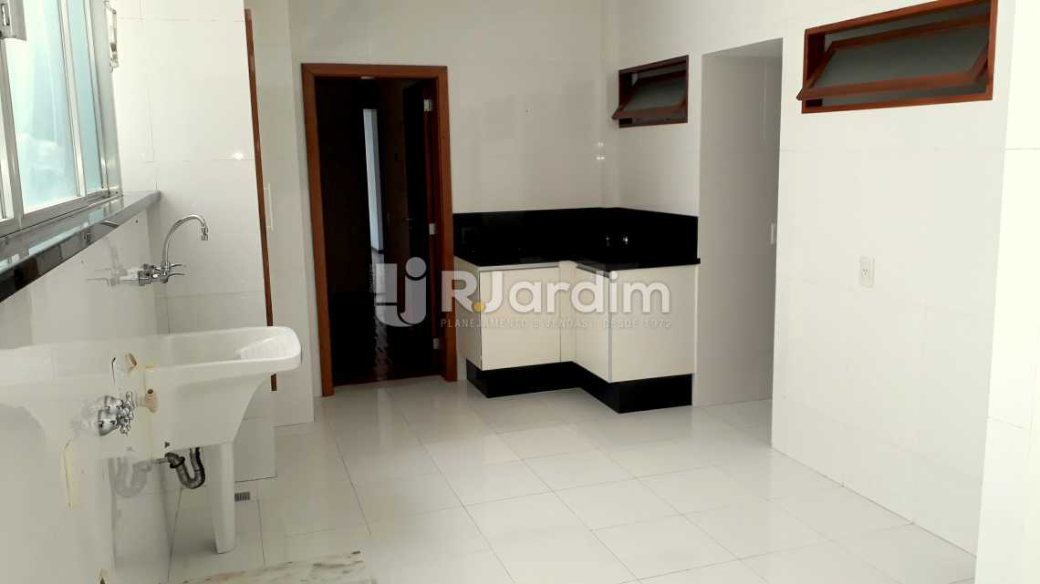 área de serviço  - Apartamento 3 quartos Copacabana - LAAP40589 - 30