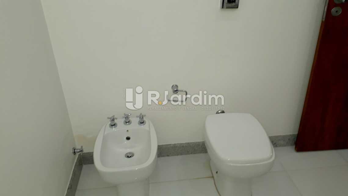 banheiro  - Apartamento 3 quartos Copacabana - LAAP40589 - 22