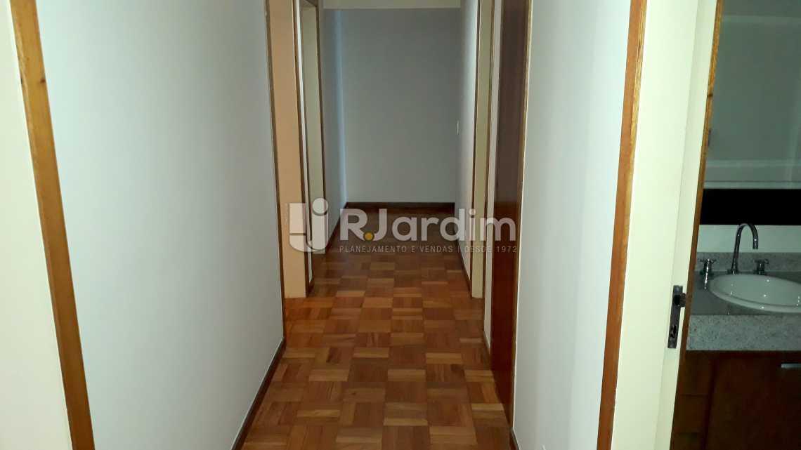 corredor - Apartamento 3 quartos Copacabana - LAAP40589 - 11
