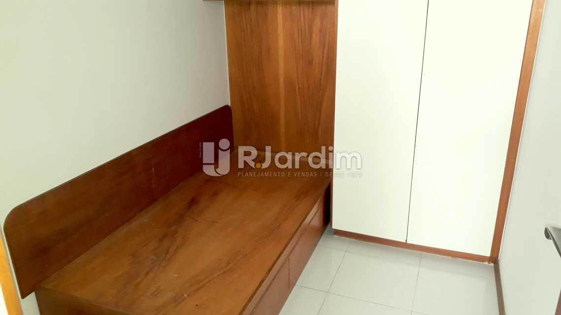 dependência  - Apartamento 3 quartos Copacabana - LAAP40589 - 31