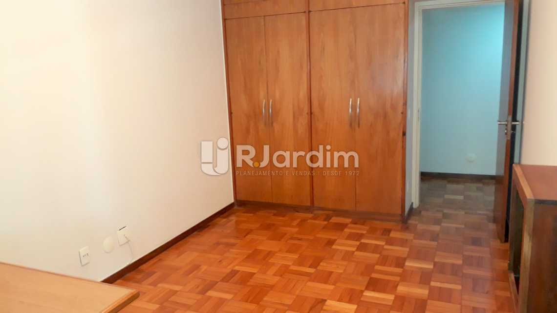 quarto grande  - Apartamento 3 quartos Copacabana - LAAP40589 - 17