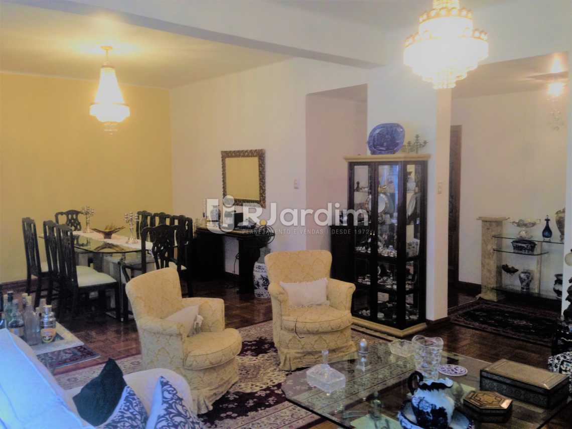 Sala/ entrada social  - Imóveis Compra Venda Flamengo 4 Quartos - LAAP40590 - 3