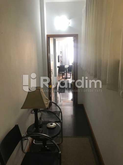 Circulação 1 - Apartamento 3 Quartos À Venda Flamengo, Zona Sul,Rio de Janeiro - R$ 1.100.000 - LAAP31445 - 3