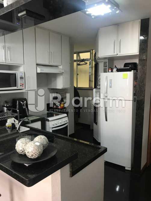 Cozinha americana - Apartamento 3 Quartos À Venda Flamengo, Zona Sul,Rio de Janeiro - R$ 1.100.000 - LAAP31445 - 6