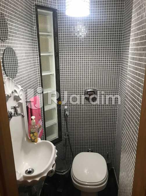 Lavabo - Apartamento 3 Quartos À Venda Flamengo, Zona Sul,Rio de Janeiro - R$ 1.100.000 - LAAP31445 - 8