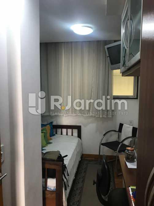 Quarto  - Apartamento 3 Quartos À Venda Flamengo, Zona Sul,Rio de Janeiro - R$ 1.100.000 - LAAP31445 - 10