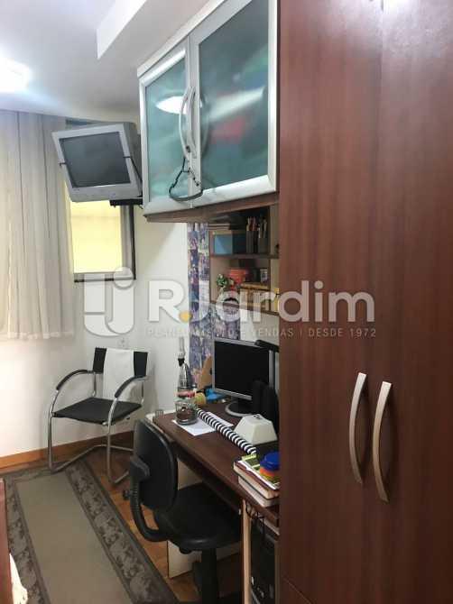 Quarto  - Apartamento 3 Quartos À Venda Flamengo, Zona Sul,Rio de Janeiro - R$ 1.100.000 - LAAP31445 - 11