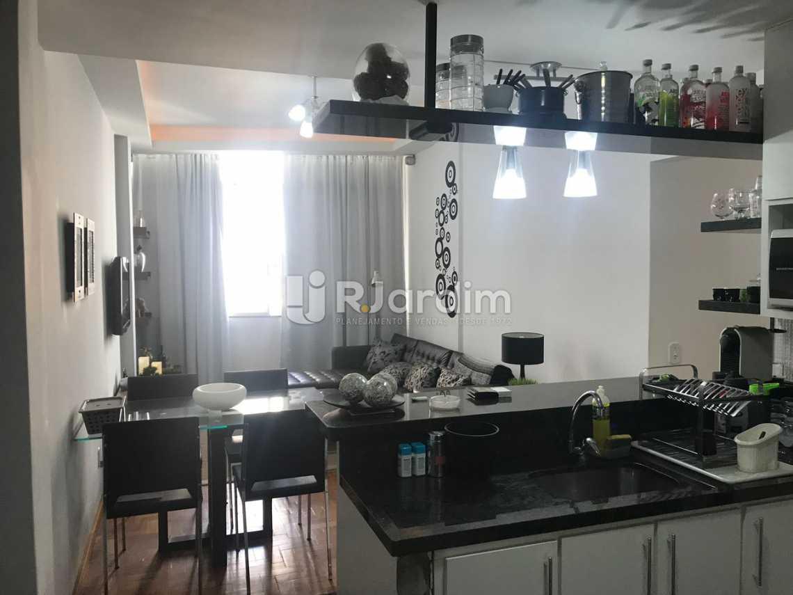 Sala  - Apartamento 3 Quartos À Venda Flamengo, Zona Sul,Rio de Janeiro - R$ 1.100.000 - LAAP31445 - 4