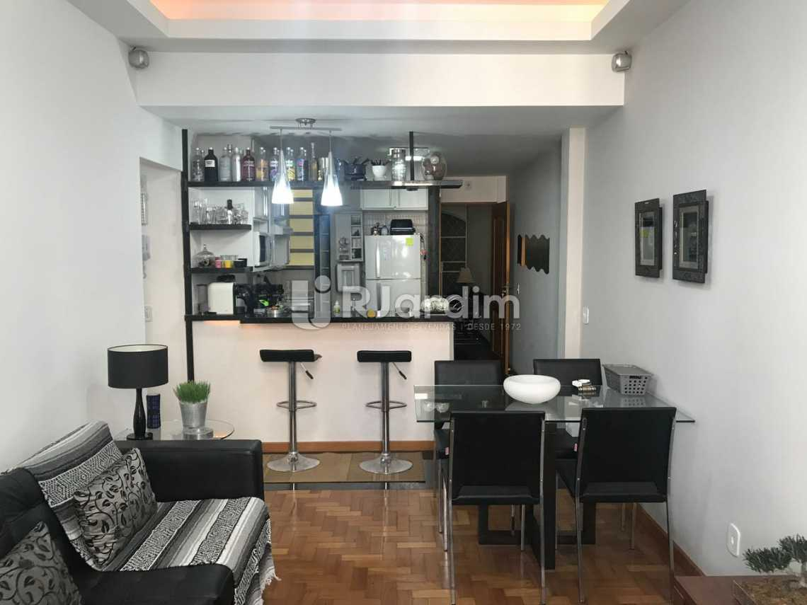 Sala - Apartamento À VENDA, Flamengo, Rio de Janeiro, RJ - LAAP31445 - 5