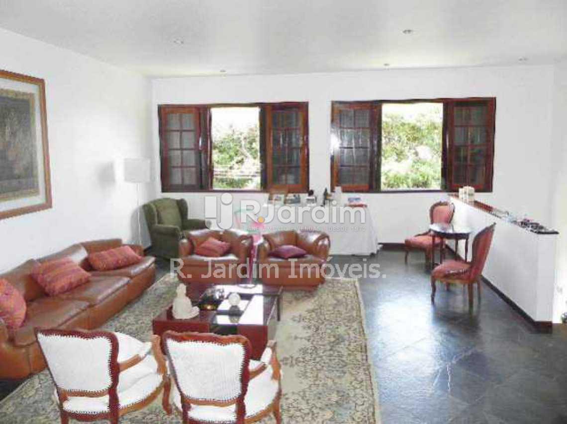 Salão - Casa PARA ALUGAR, Laranjeiras, Rio de Janeiro, RJ - LACA40032 - 4