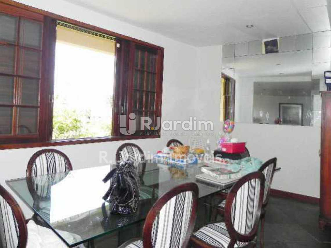 Sala de jantar - Casa PARA ALUGAR, Laranjeiras, Rio de Janeiro, RJ - LACA40032 - 5