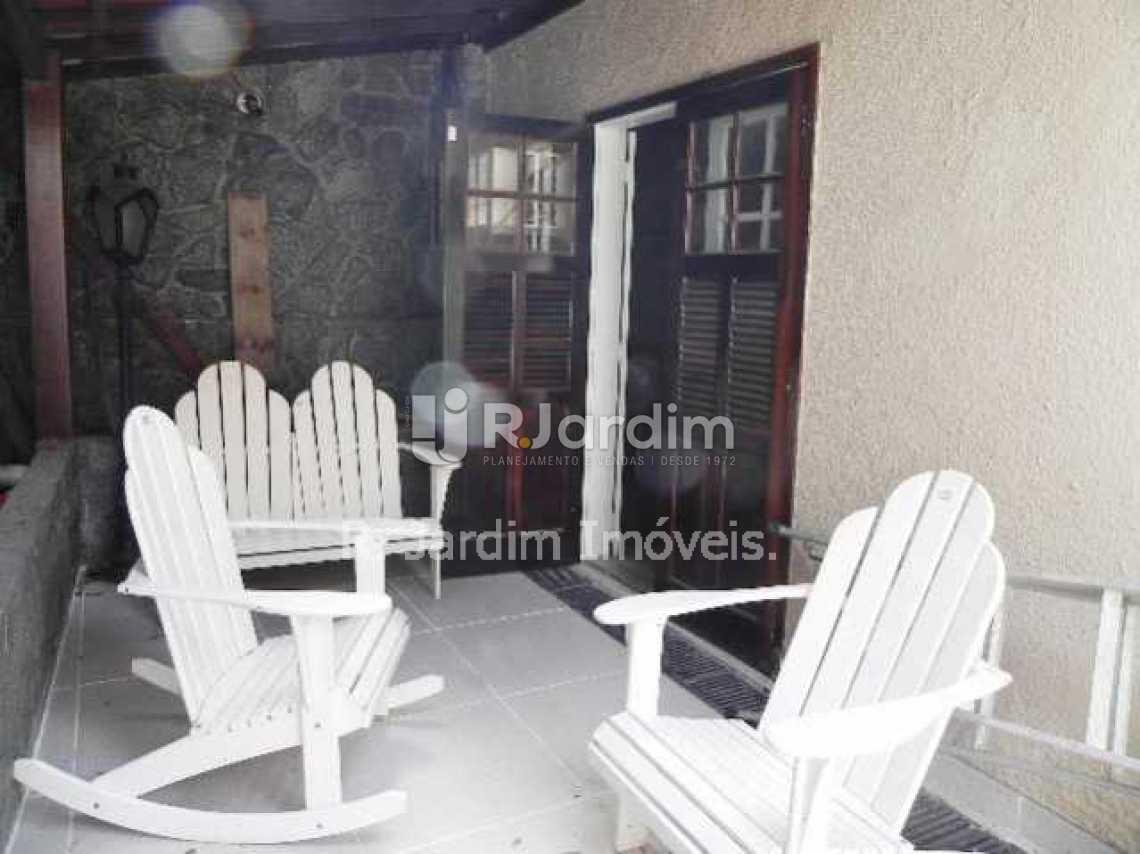 terraça - Casa PARA ALUGAR, Laranjeiras, Rio de Janeiro, RJ - LACA40032 - 18