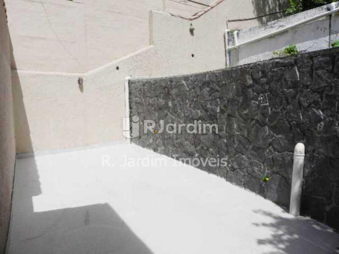 Parte externa - Casa PARA ALUGAR, Laranjeiras, Rio de Janeiro, RJ - LACA40032 - 19
