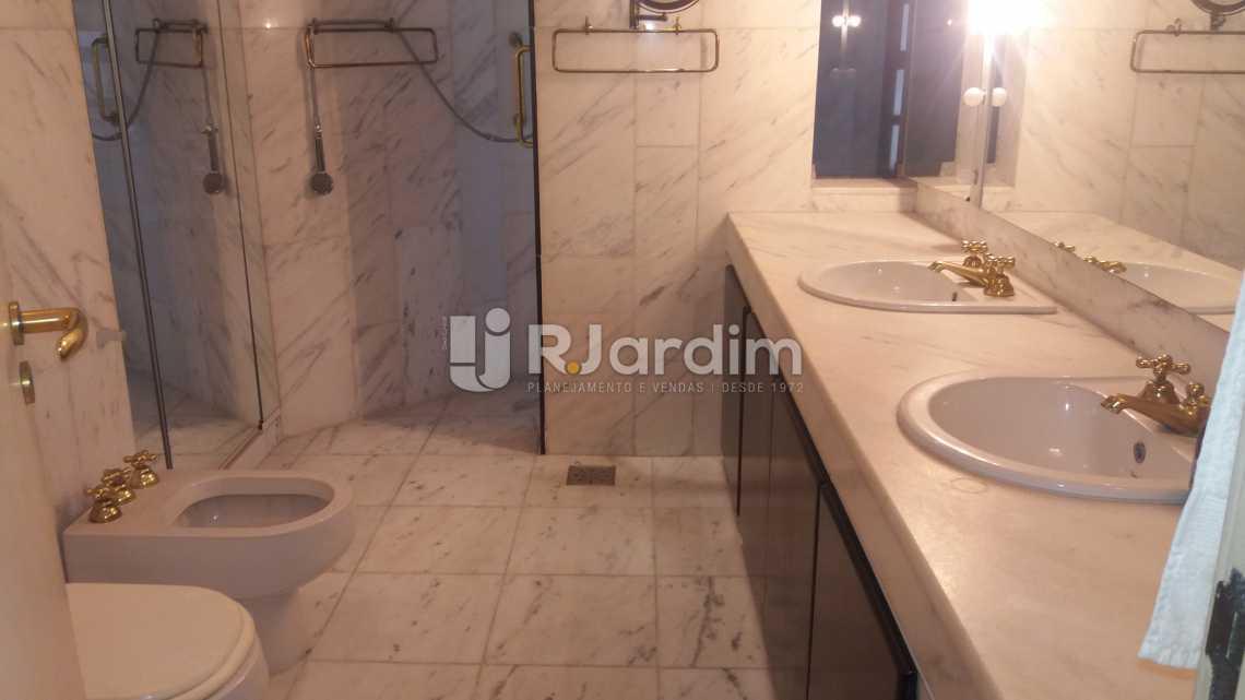 Banheiro suíte - Imóveis Compra Venda Ipanema 4 Quartos - LAAP40596 - 15