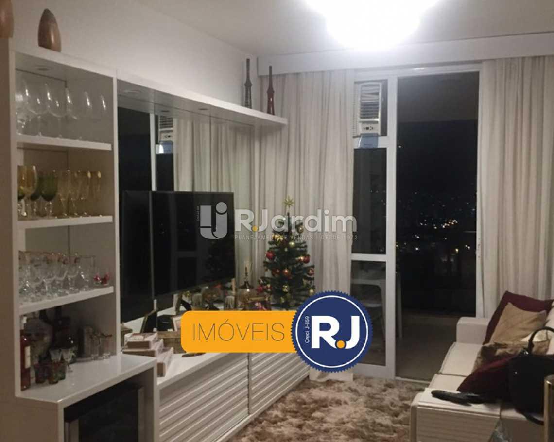 JACAREPAGUÁ - Imóveis Compra Venda Apartamento Jacarepaguá 2 Quartos - LAAP21022 - 3