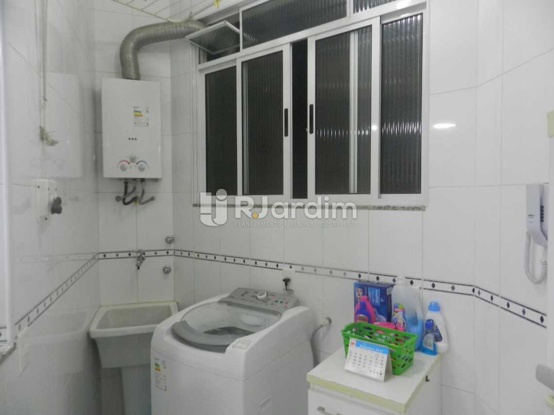 Cozinha  - Apartamento 3 quartos Copacabana - LAAP31462 - 16