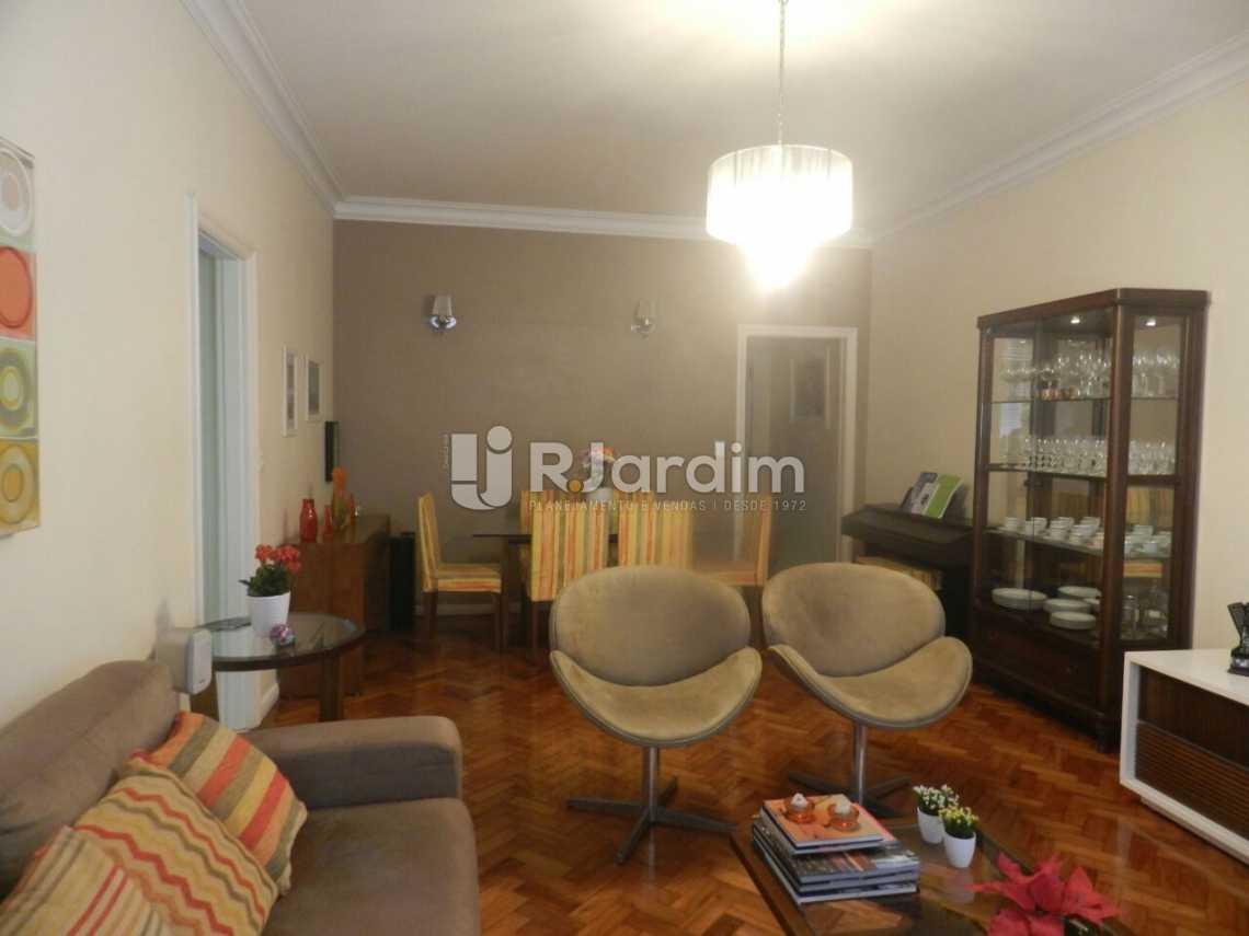 sala  - Apartamento 3 quartos Copacabana - LAAP31462 - 1