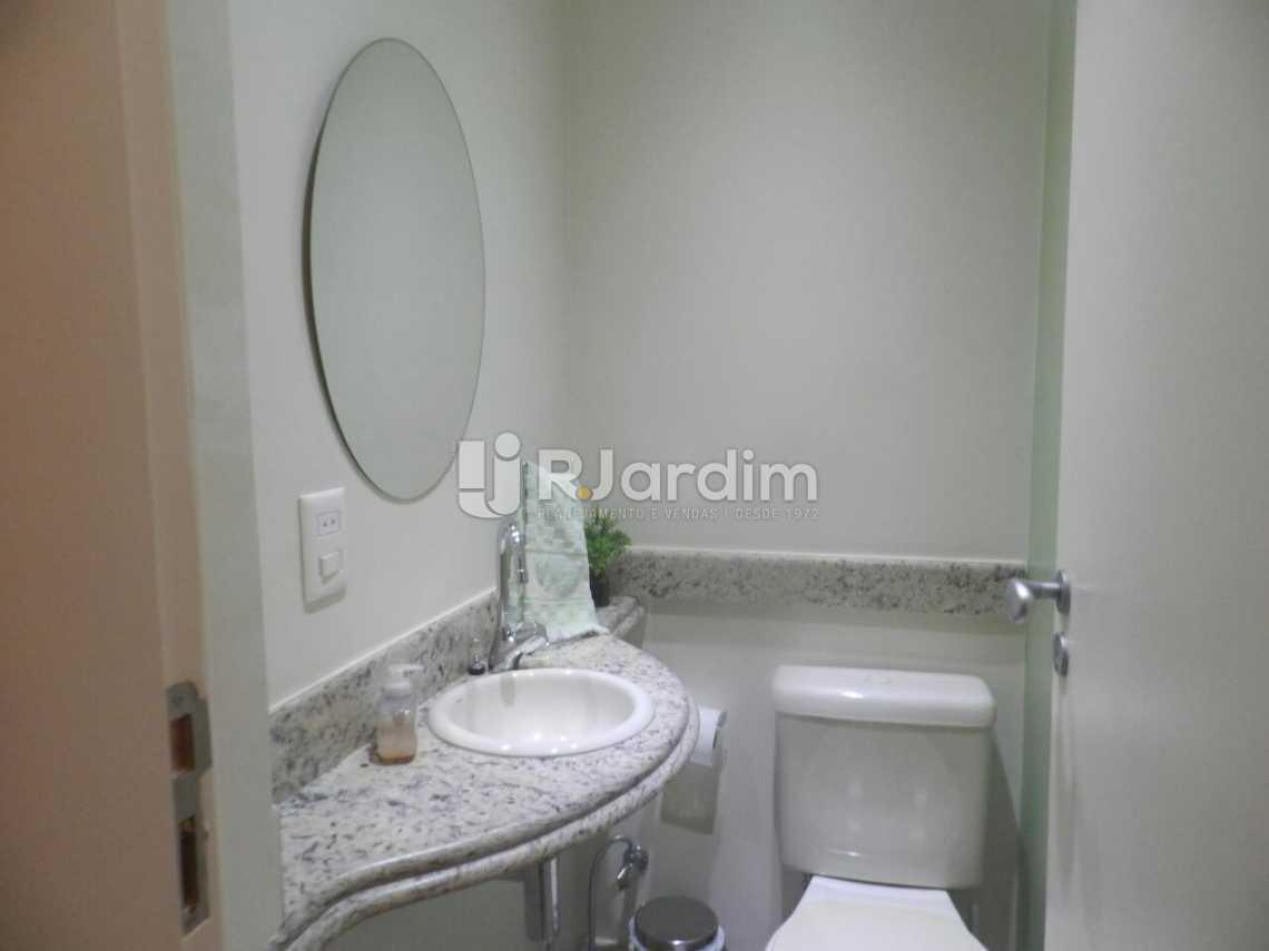 Lavabo - Apartamento 3 quartos Copacabana - LAAP31462 - 5