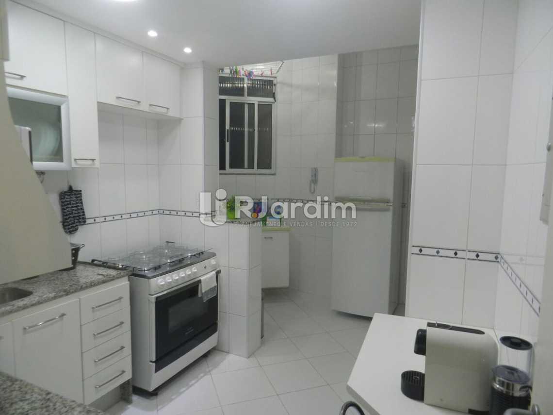 Cozinha  - Apartamento 3 quartos Copacabana - LAAP31462 - 15