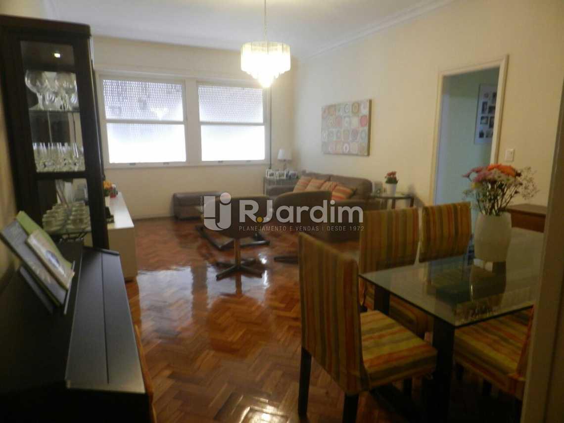 sala  - Apartamento 3 quartos Copacabana - LAAP31462 - 3