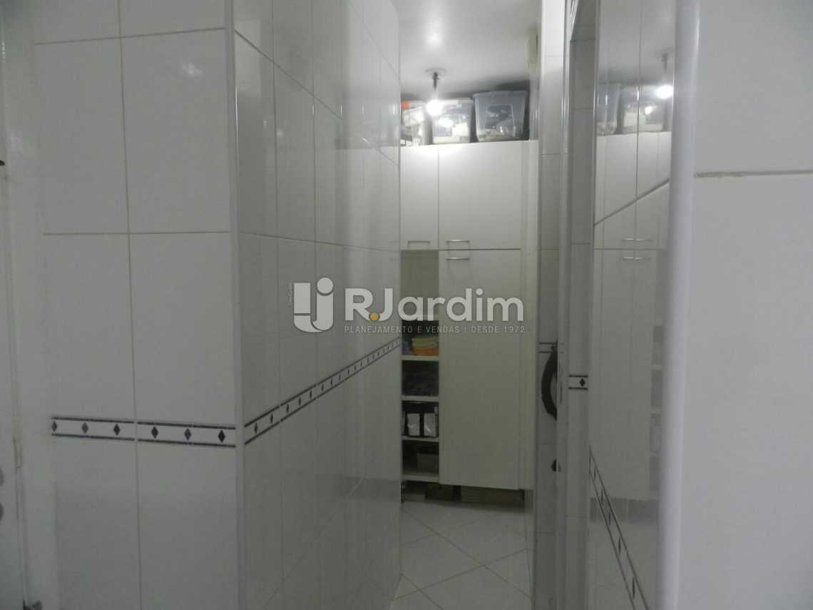 WC e Despensa  - Apartamento 3 quartos Copacabana - LAAP31462 - 17
