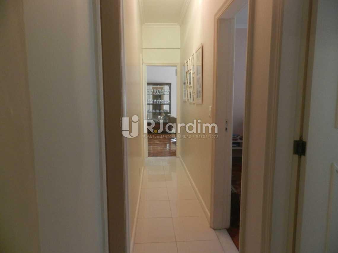 Circulação  - Apartamento 3 quartos Copacabana - LAAP31462 - 8