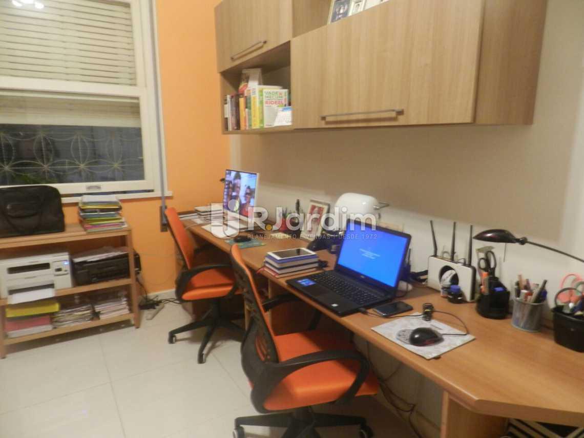Quarto III - Apartamento 3 quartos Copacabana - LAAP31462 - 13