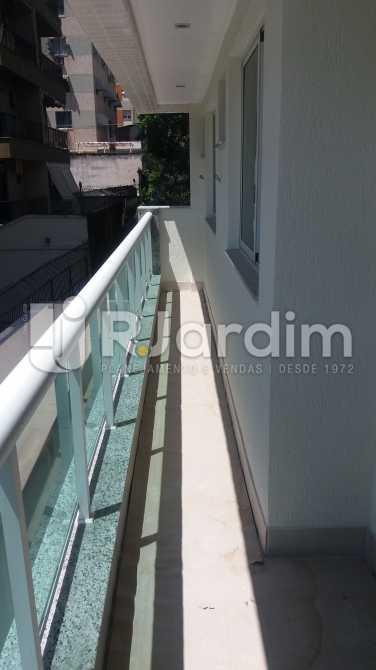 RESIDENCIAL TIJUCA - Residencial Tijuca Frontal Apartamento Tijuca 2 Quartos - LAAP21034 - 1