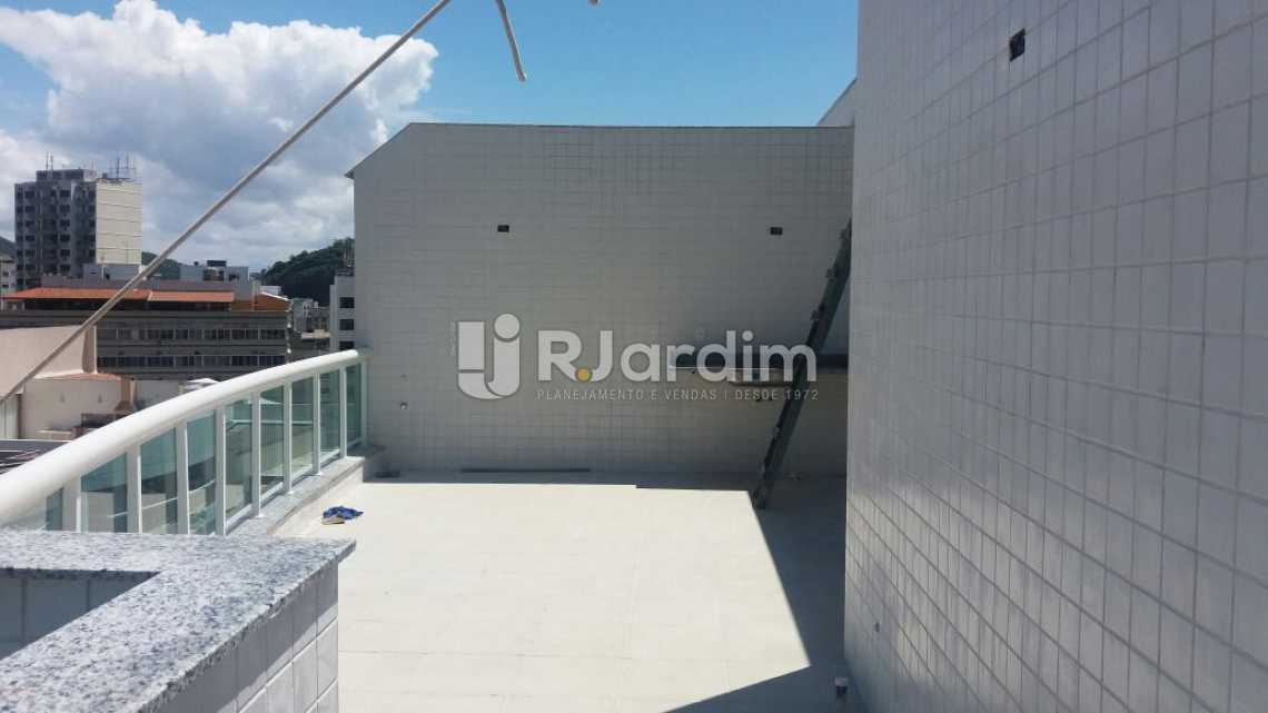 RESIDENCIAL TIJUCA - Residencial Tijuca Frontal Apartamento Tijuca 2 Quartos - LAAP21034 - 21