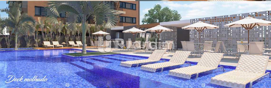 RESERVA DO CONDE - Reserva do Conde Apartamento Maracanã 2 Quartos - LAAP21035 - 3