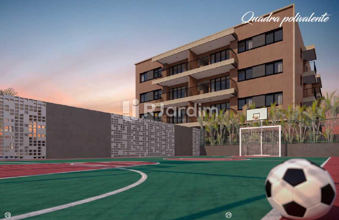RESERVA DO CONDE - Reserva do Conde Apartamento Maracanã 2 Quartos - LAAP21035 - 5