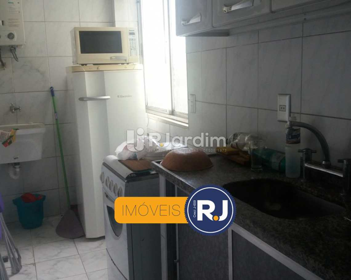 LEBLON - Apartamento1 quarto Leblon - LAAP10253 - 6