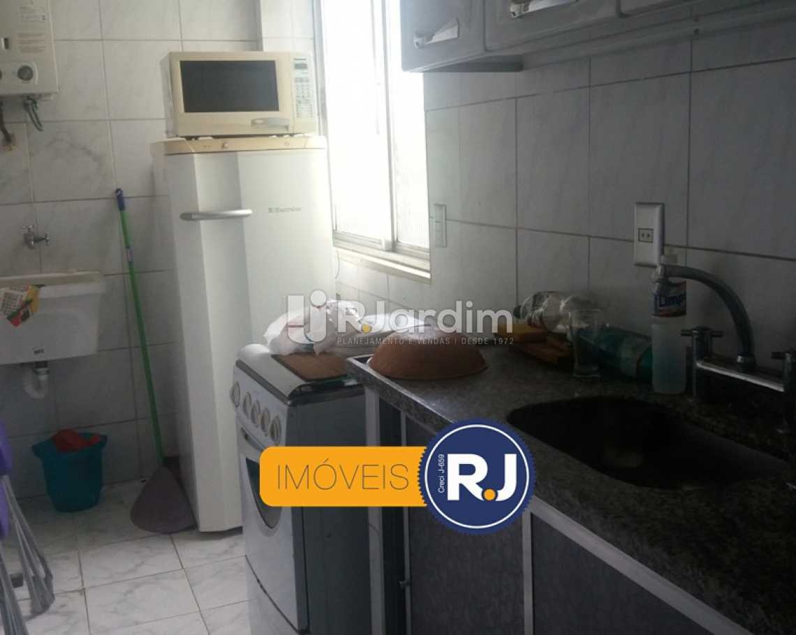 LEBLON - Apartamento1 quarto Leblon - LAAP10253 - 5